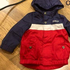 Fleece Lined OshKosh Jacket